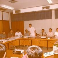 การประชุมอธิการบดีแห่งประเทศไทย ณ มหาวิทยาลัยขอนแก่น (ภาพสี)