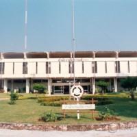 ภาพอาคารและสถานที่ : สำนักงานอธิการบดี อาคาร 1