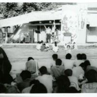 เหตุการณ์การชุมนุมประท้วงของนักศึกษาและประชาชน ณ สังคีตศาลา