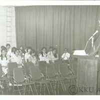 ศ.ดร.วิจิตร ศรีสอ้าน รักษาการในตำแหน่งอธิการบดี เป็นประธานในพิธีเปิดการปฐมนิเทศอาจารย์-ข้าราชการใหม่ ณ ห้องโสตทัศนศึกษา คณะศึกษาศาสตร์