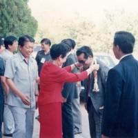 คณะผู้แทนมณฑลกวางสี MR.LIANG CHENG YIE และคณะเยี่ยมมหาวิทยาลัยขอนแก่น โดยมี รศ.นพ.นพดล ทองโสภิต อธิการบดี และคณะ ให้การต้อนรับ