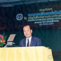 ประชุมวิชาการ สถานการณ์สิ่งแวดล้อมใกล้ตัว โดย เครือเจริญโภคภัณฑ์ ร่วมกับ มหาวิทยาลัยขอนแก่น เนื่องในโครงการเทิดพระเกียรติ องค์บิดาแห่งการสาธารณสุขไทย และครบรอบ 72 ปี เครือเจริญโภคภัณฑ์ 25 กันยายน 2536